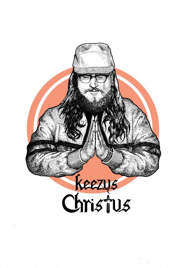keezus-christus-rond-laurens-van-gurp